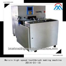 2014 vente chaude à grande vitesse brosse à dents faisant la machine