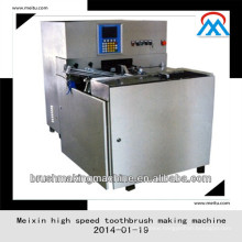 2014 hot sale high speed tooth brush making machine