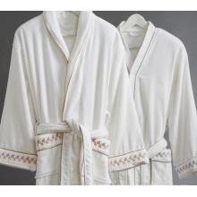 100% хлопок махровый халат из Китая (DPF2420)