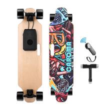 Electric skateboard kit ecoflying powerful electric skateboard off road electric skateboard
