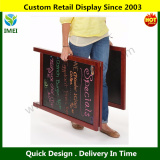 wall decoration blackboard slate customized printing advertising blackboard Display Board chalkboard YM07304