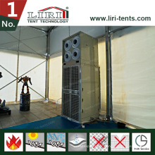 Climatiseurs centraux 60kw emballés avec la chaleur pour des jeux de sport et la grande exposition