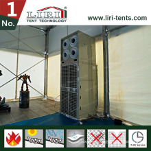 60kw Packaged Central Air Conditioners with Heat for Sport Games and Big Exhibition