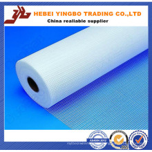 Alta calidad de la malla de fibra de vidrio concreta de refuerzo de 145g