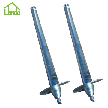 Honde Helical Screw Piles for Cottages