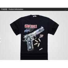 2015 New summer wholesale short sleeve mens animal 3d printing t shirt