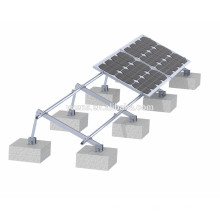 Solar Home System Flat Roof Solar Panels Mount