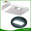 Le plus récent LED de LED à LED à LED de 48 LED Le détecteur de mouvement PIR IP65 imperméabilise la lampe de sécurité de jardin Les lampes murales imperméables à l'extérieur de la rue