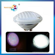 Thick Glas 24W Warm Wihte IP68 PAR56 Pool Licht
