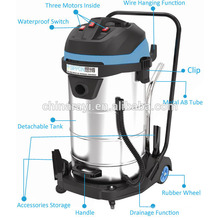 3000W strong power industrial vacuum cleaner with white cotton filter electria tool
