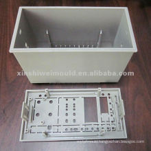 injection molding for plastic electronic component