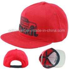 Promotion Custom Flat Bill Snapback Embroidery Leisure Baseball Cap (TMFL6499-1)