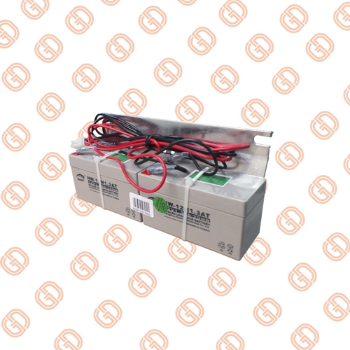 Back Up Battery for Automatic Hermetic Sliding Doors
