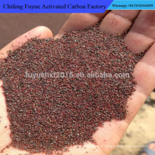 80/120mesh Washing 6 Times Garnet Grit Water Jet Sand Without Dust