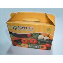 Caja de embalaje de cereales / caja de verduras