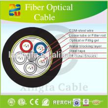Оптический кабель волокна GYXTW кабель Gyty53 с низкой ценой