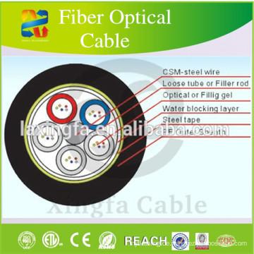 Faseroptisches Kabel - Gyty53 GYXTW Kabel mit niedrigem Preis