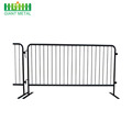 Hot-dicelup Galvanized Pipe Crowd Control Retractable Barrier