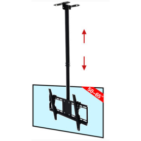 LCD ceiling mount for display up to 65 inch