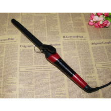 Aerosol portátil cabello rizador pantalla LCD cabello plancha