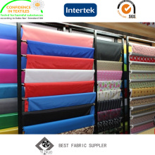 100% Polyester PU Coated Taffeta Mat Fabric for Outdoor Cushion