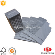 Candle gift packaging paper box