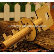 Puzzle Schlüsselbund