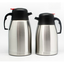Wholesale Thermos Vacuum Double Wall Stainless Steel Coffee Pot 1L