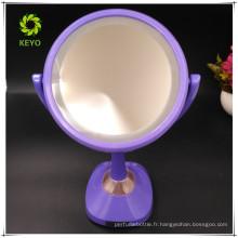2017 chaud nouveaux produits bluetooth haut-parleur musique maquillage miroir avec LED lumière