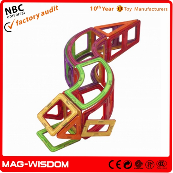 Plastic building Blocks Baby Gift