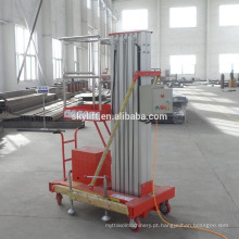 Elevador de homem móvel barato elétrico de alumínio de 23 pés