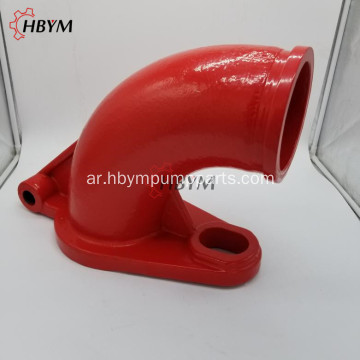 Sany 1st Pin Elbow for Sany 42M Pump