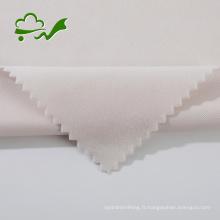 Tissu de doublure de cercueil polaire sans plis
