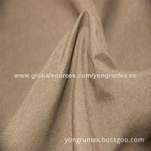 100% polyester suede fabric, 75 x 160D specification, 88x68 density, weighs 137gsm, 57/58-inch width