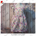 JannyBB new design floral vintage dress