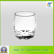 Copas de vidrio transparente Copa de cerveza Copa de whisky Kb-Hn0298
