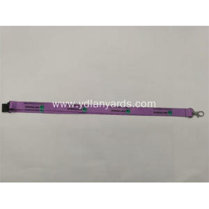 ECO-Friendly Polyester Material Lanyard With Logo
