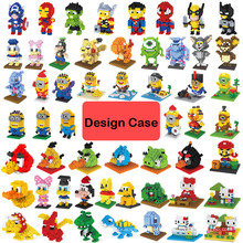 ABS Nano Design Blocs Mini Blocs DIY Nano Toys Design