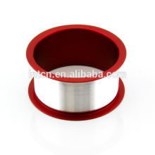 Rivet raw material silver copper wires
