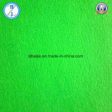 100% Polyesyer of Green Nonwoven Fabric