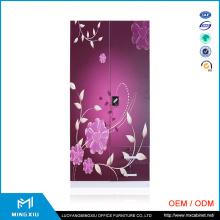 Mingxiu Office Furniture 2 Door Steel Wardrobe/Steel Almirah Designs