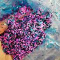 Brillo holográfico Chunky brilla para el cuerpo y las uñas