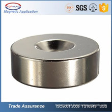 High grade n52 magnet extremely about monopole magnet for sale