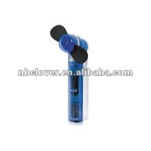 Ventilador plástico do frasco do pulverizador do brinquedo para a promoção