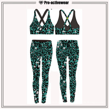 Hot Sell Custom Fitness Sports Apparel Bodybuilding Yoga Set
