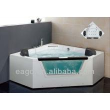 EAGO Whirlpool massage Bathtub for two AM156JDTSZ