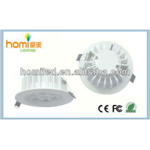 Preço de Shenzhen 7W LED luz de teto