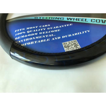 Cheaper PVC steering wheel cover