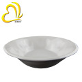 "Imitation Keramik Design 8 ""Runde Kunststoff Melamin Salatschüsseln"