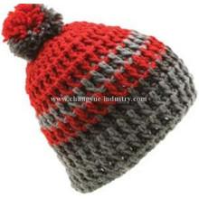 Slouchy Frau handgefertigte Strickmütze Bekleidung cap